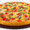 Vegetable Delight Pizza (Pan)