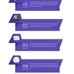 iList Infographic Origami Style 06