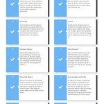 iList template Info style 02