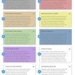 iList template Info style 03