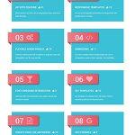 iList Infographic Origami Style 10