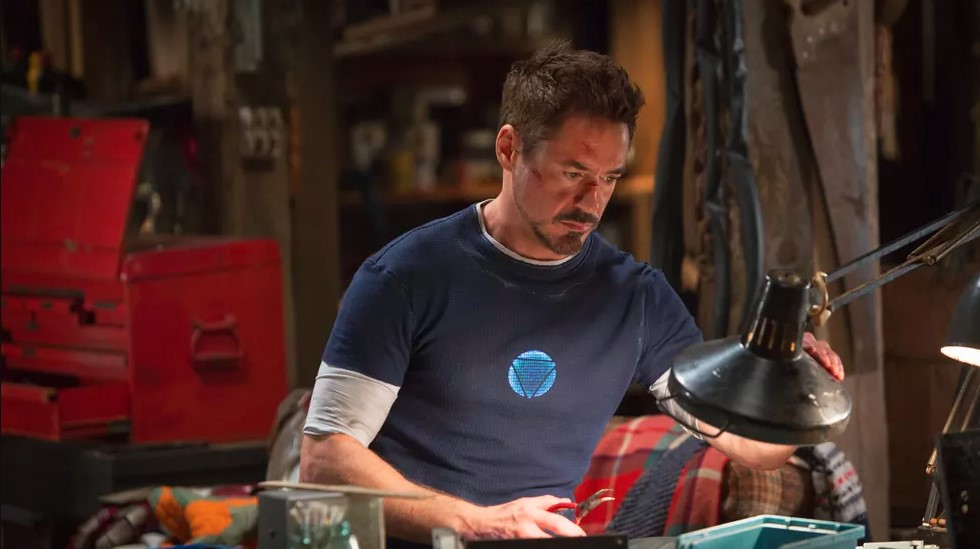 Iron Man 3 (2013)