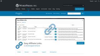 Easy Affiliate Links