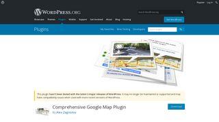 Comprehensive Map